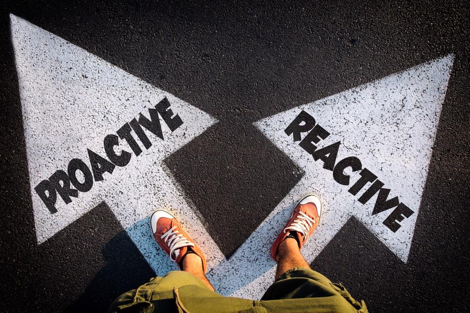 Fra reaktive til proaktive medarbejdere!