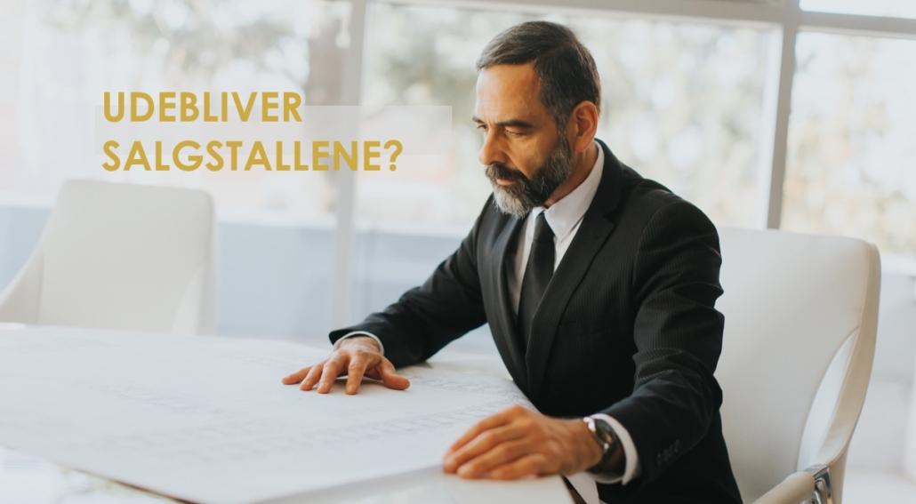 Udebliver salgstallene når dine ingeniører sælger?