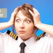 Din rolle og adfærd er essentiel for at få 'flyet' sikkert gennem turbulensen