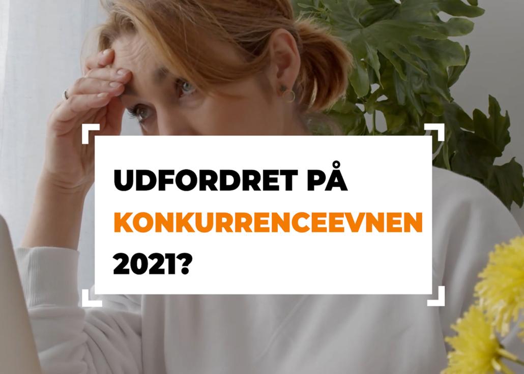 Hjælp til udfordrede virksomheder – bliv konkurrencedygtig i 2021